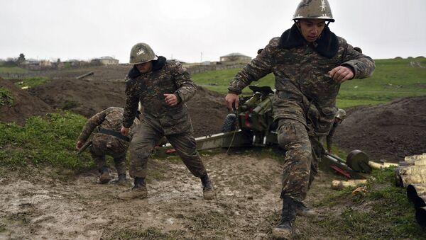Карабах, НКР, Мартакерт - Sputnik Արմենիա