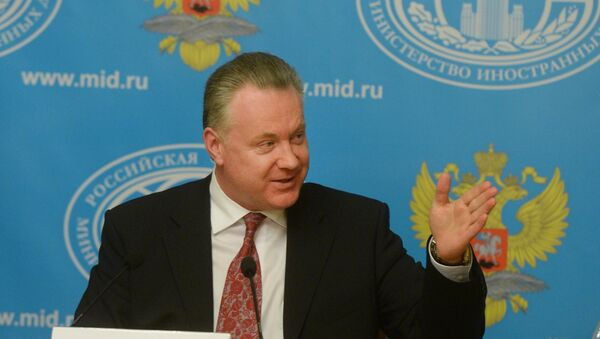 Александр Лукашевич  - Sputnik Армения
