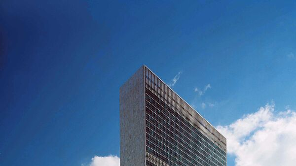 Здание ООН - Sputnik Армения