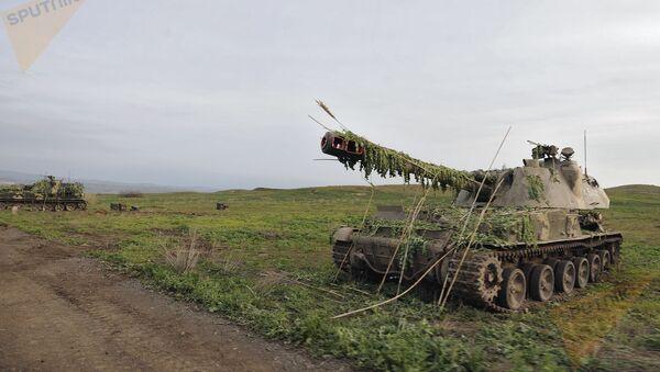 Гадрут. Нагорный Карабах - Sputnik Արմենիա