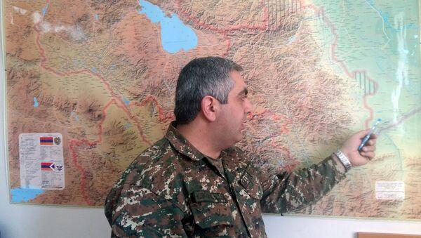 Арцрун Ованнисян - Sputnik Армения