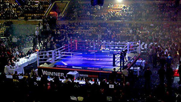 Боксерский ринг - Sputnik Армения