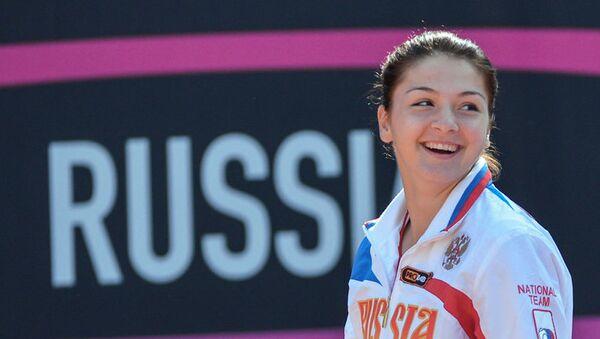 Теннисистка Маргарита Гаспарян - Sputnik Армения