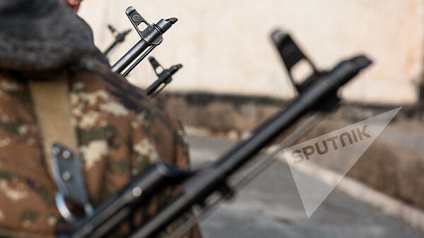 Вооруженные силы РА - Sputnik Армения