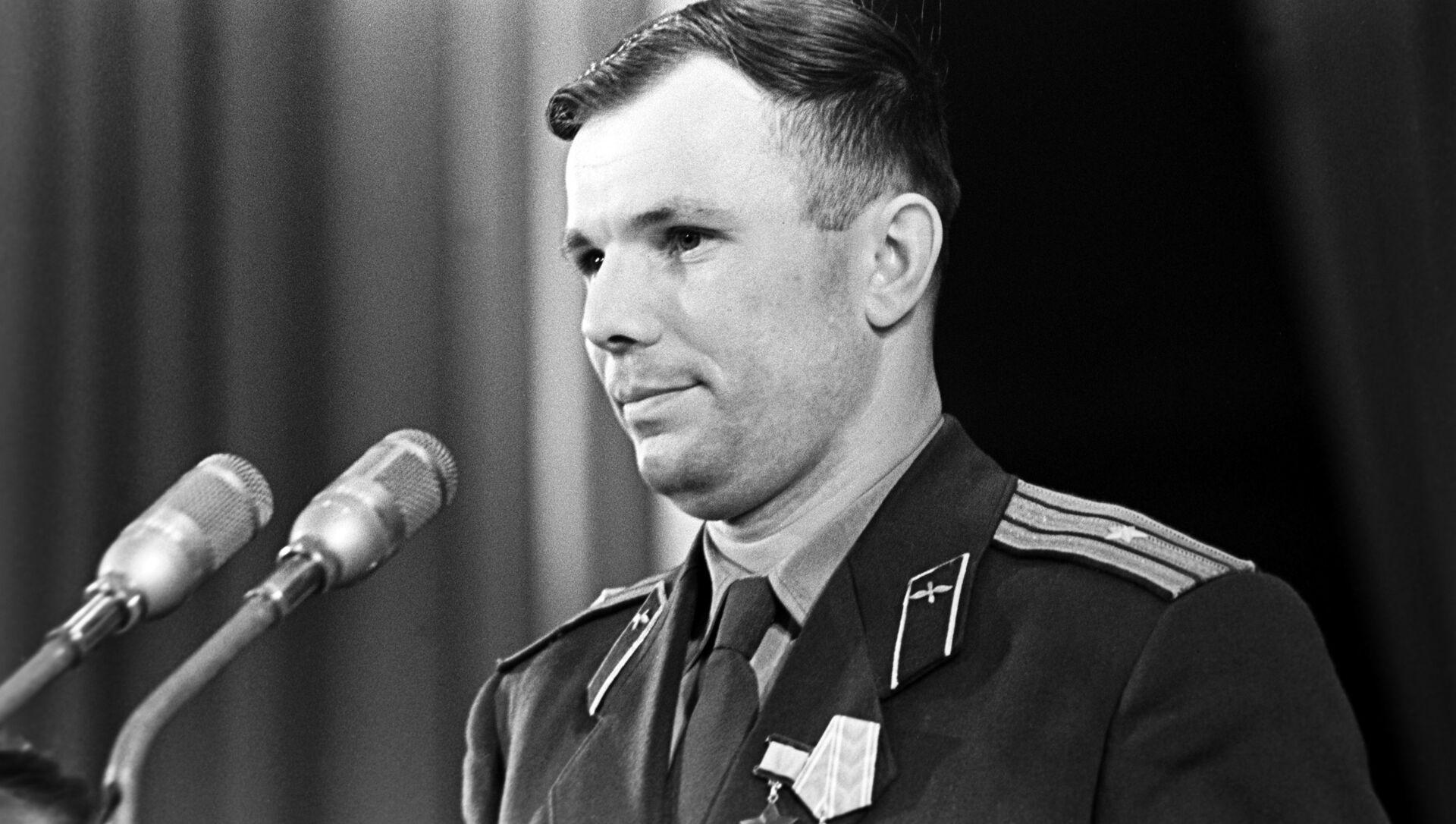 Юрий Алексеевич Гагарин - Sputnik Արմենիա, 1920, 12.04.2021