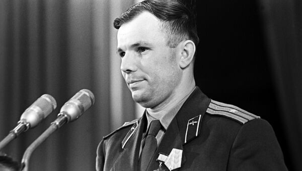 Юрий Алексеевич Гагарин - Sputnik Արմենիա