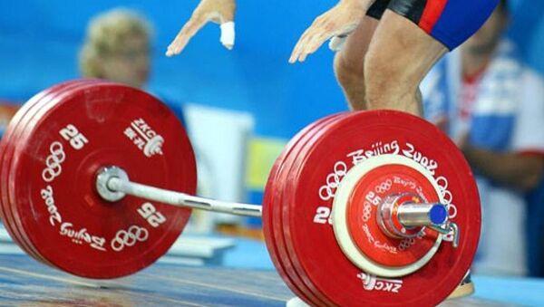 Штанга. Тяжелая атлетика - Sputnik Արմենիա