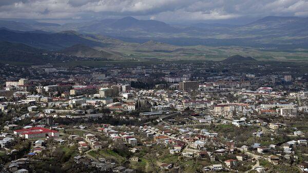 Город Степанакерт. Нагорный Карабах - Sputnik Армения