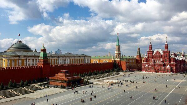 Кремль, Красная площадь в Москве - Sputnik Արմենիա