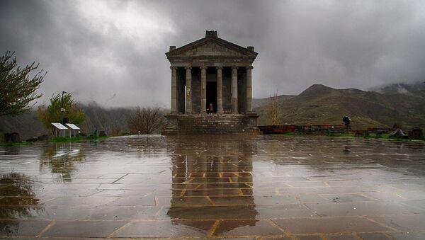 Храм Гарни - Sputnik Армения