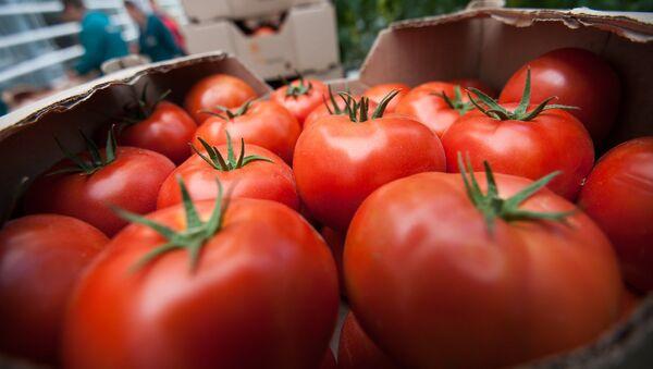 Армянские помидоры - Sputnik Արմենիա