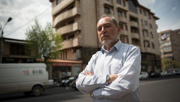 Тюрколог, член армянской общины Стамбула Тиран Локмагезян - Sputnik Արմենիա