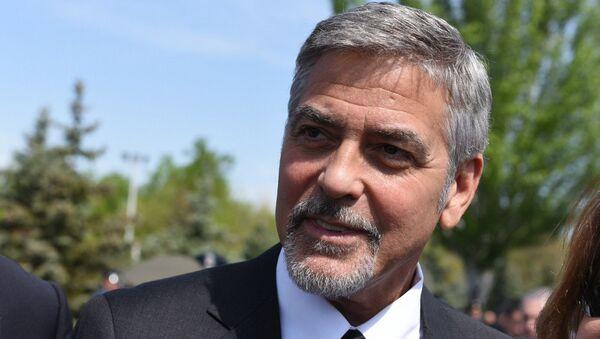 Джордж Клуни в Ереване - Sputnik Армения
