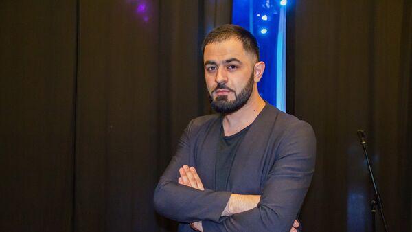 Севак Ханагян, участник шоу Голос - Sputnik Армения