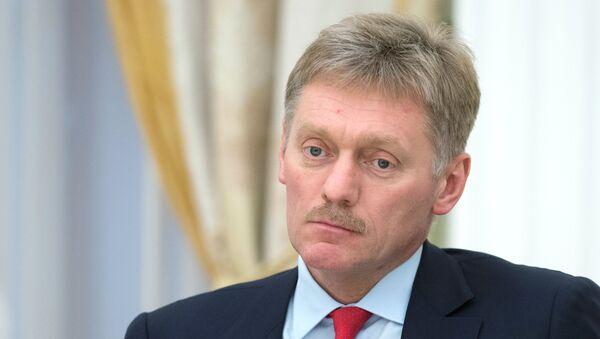 Пресс-секретарь президента РФ Дмитрий Песков - Sputnik Армения