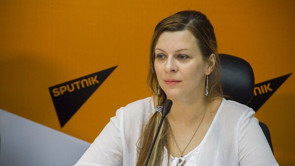 Елена Шуваева-Петросян - Sputnik Արմենիա