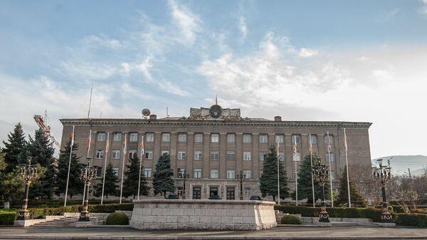 Резиденция президента НКР. Степанакерт - Sputnik Армения