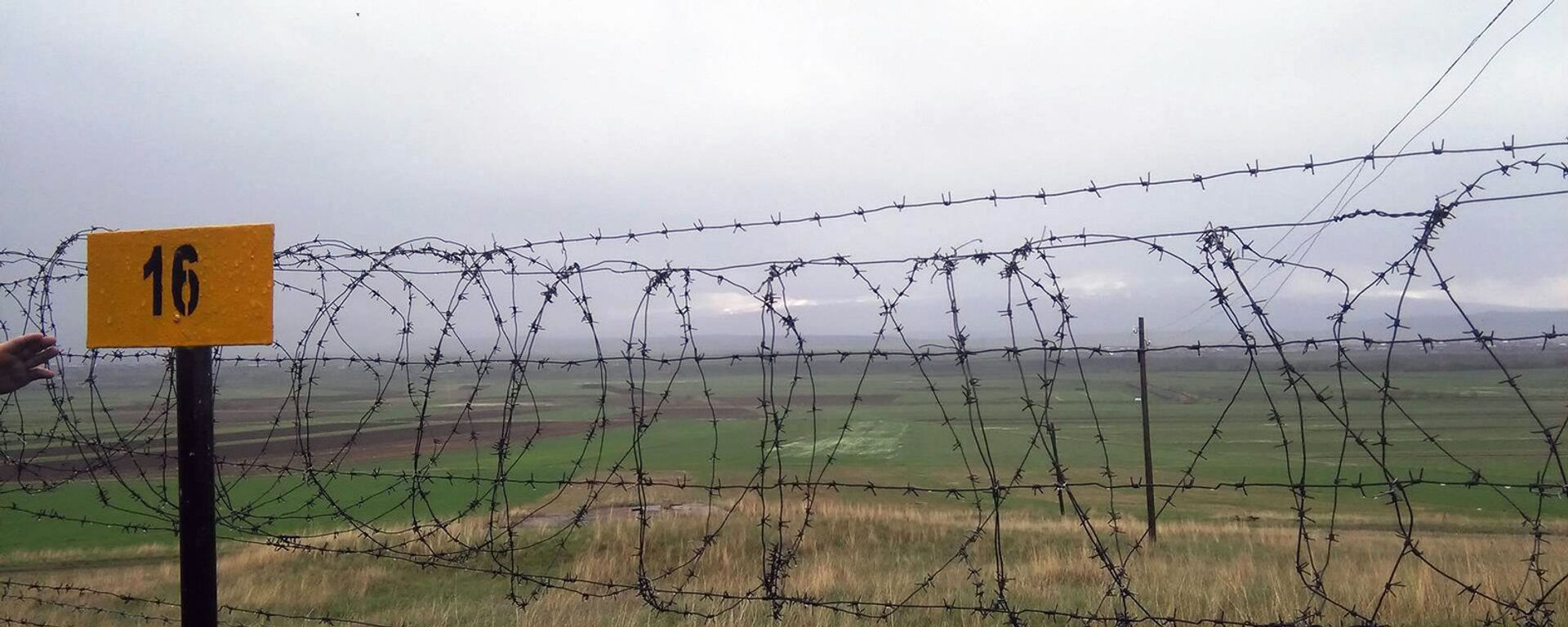 Армяно-турецкая граница - Sputnik Армения, 1920, 16.04.2021
