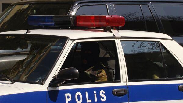 Полиция Азербайджана - Sputnik Արմենիա