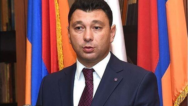 Эдуард Шармазанов - Sputnik Армения