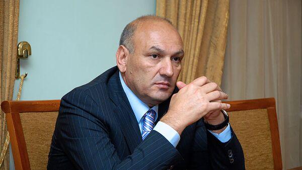Гагик Хачатрян - Sputnik Արմենիա