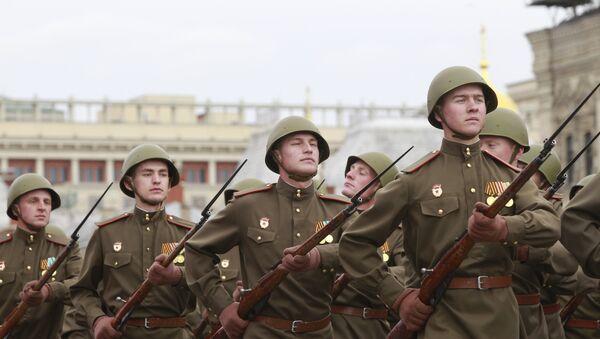 Генеральная репетиция парада Победы - Sputnik Армения