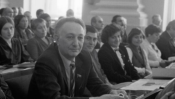 Академик Сергей Амбарцумян - Sputnik Армения