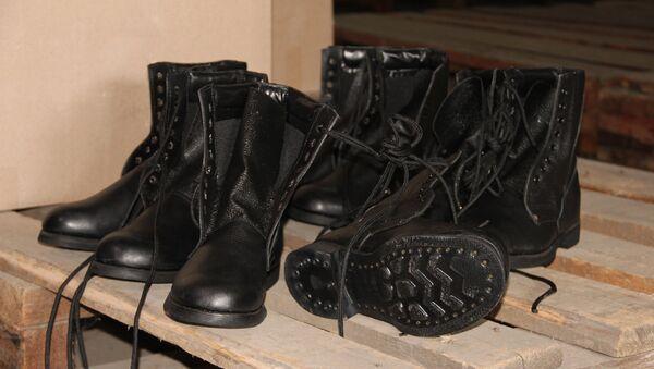 Военные ботинки - Sputnik Արմենիա