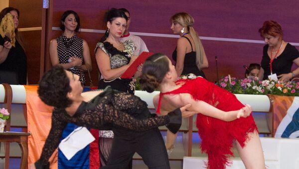 Шестые Панармянские игры. Спортивные танцы - Sputnik Армения