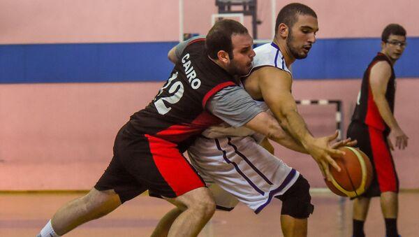 Шестые Панармянские игры. Баскетбол - Sputnik Армения