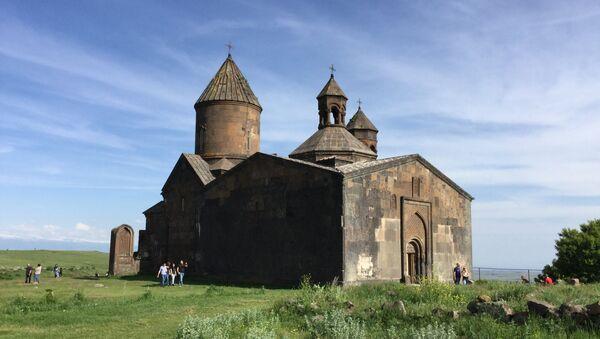 Монастырь Сагмосаванк - Sputnik Армения