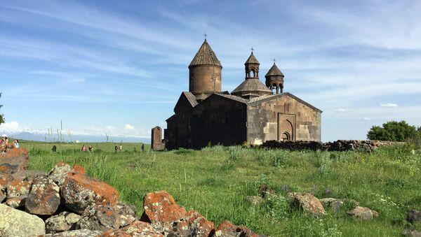 Монастырь Сагмосаванк - Sputnik Արմենիա