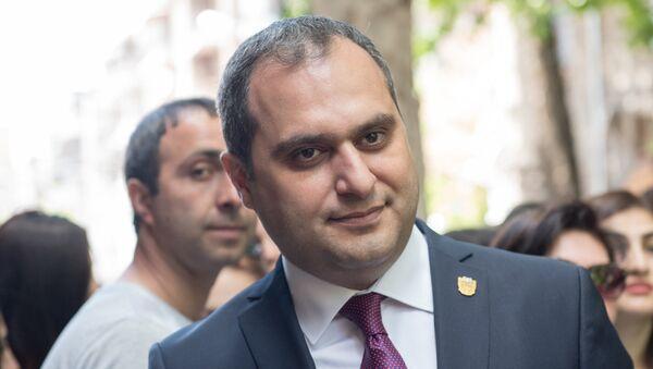 Председатель Палаты адвокатов Ара Зограбян - Sputnik Армения