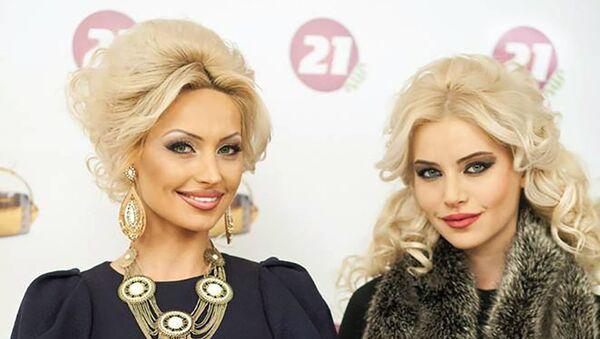 Светские львицы сестры Майя и Софья Погосян - Sputnik Արմենիա