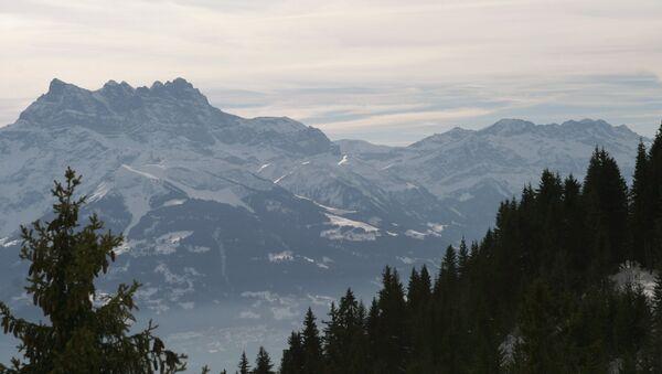 Швейцарские Альпы - Sputnik Армения