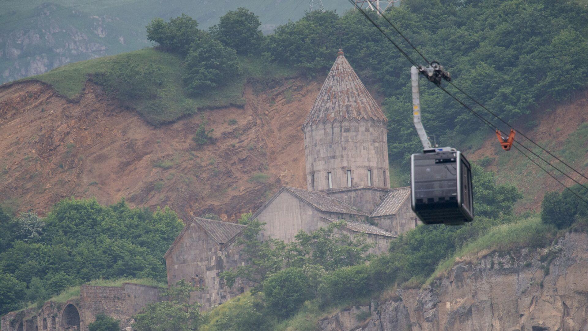 Татевский монастырь - Sputnik Армения, 1920, 08.08.2021