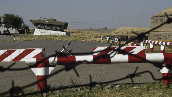102-я российская военная база в Гюмри - Sputnik Արմենիա