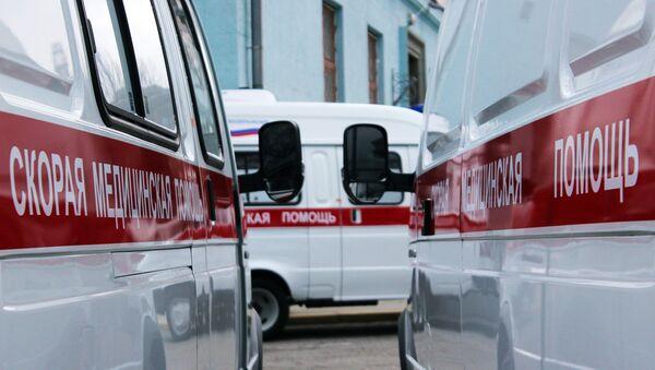 Автомобили скорой помощи - Sputnik Армения