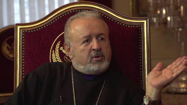 Арам Атешян - Sputnik Армения