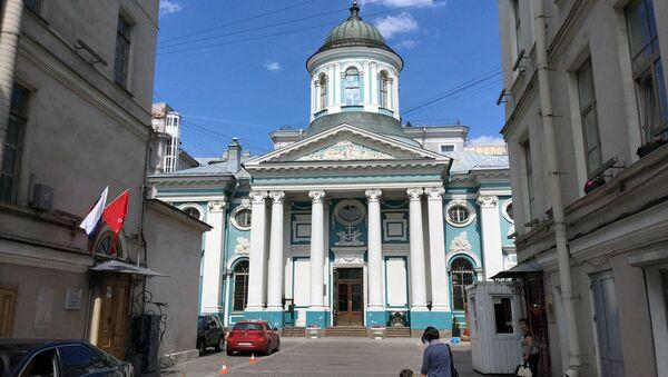 Армянская церковь Св. Катарине в Санкт-Петербурге - Sputnik Армения
