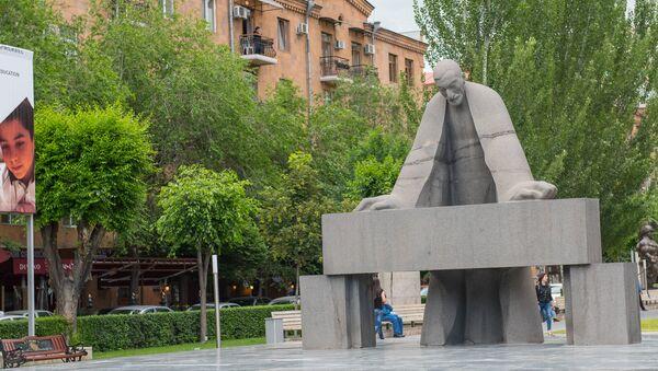 Памятник Александру Таманяну - Sputnik Արմենիա
