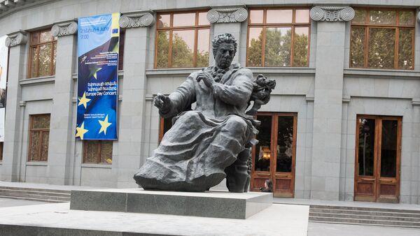 Здание Оперы. Ереван - Sputnik Армения