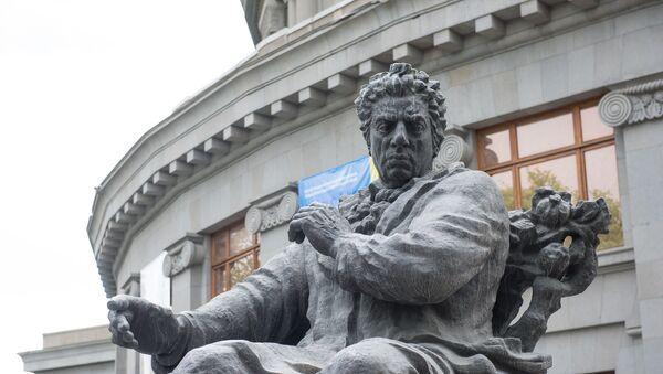 Памятник Араму Хачатуряну - Sputnik Армения