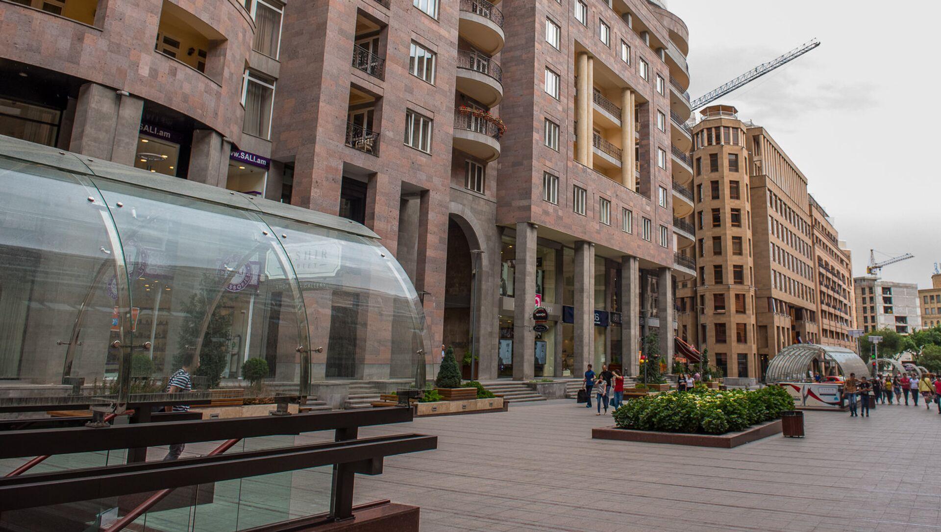 Северный проспект. Ереван  - Sputnik Армения, 1920, 08.09.2021