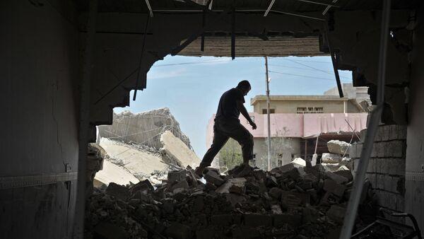 Освобожденный от ИГ поселок Башиир в иракской провинции Киркук - Sputnik Армения