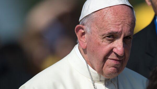 Папа Римский Франциск I - Sputnik Արմենիա