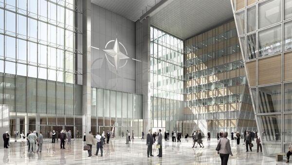 Новое здание штаб-квартиры НАТО в Брюсселе - Sputnik Армения