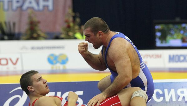 Вольная борьба. Чемпионат мира 2010. Мужчины - Sputnik Армения