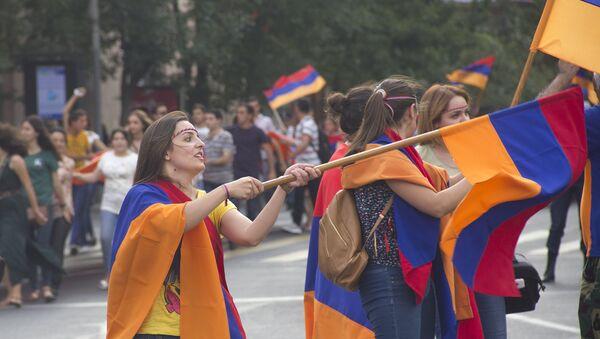 День Конституции в Армении - Sputnik Արմենիա