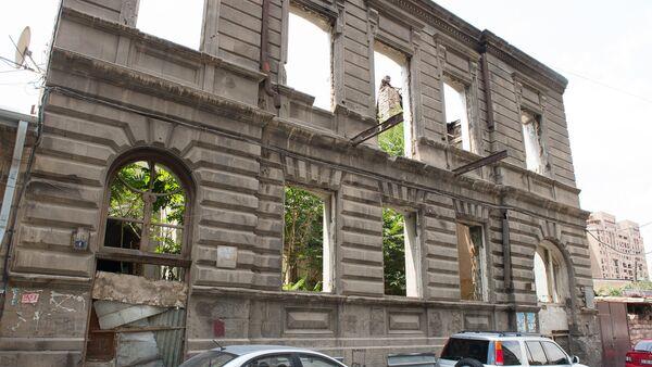 Старый Ереван. Дом Арама Манукяна - Sputnik Արմենիա
